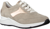 Graue HASSIA Sneaker low VALENCIA  - small