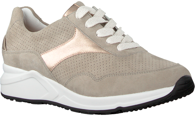 Graue HASSIA Sneaker low VALENCIA  - large