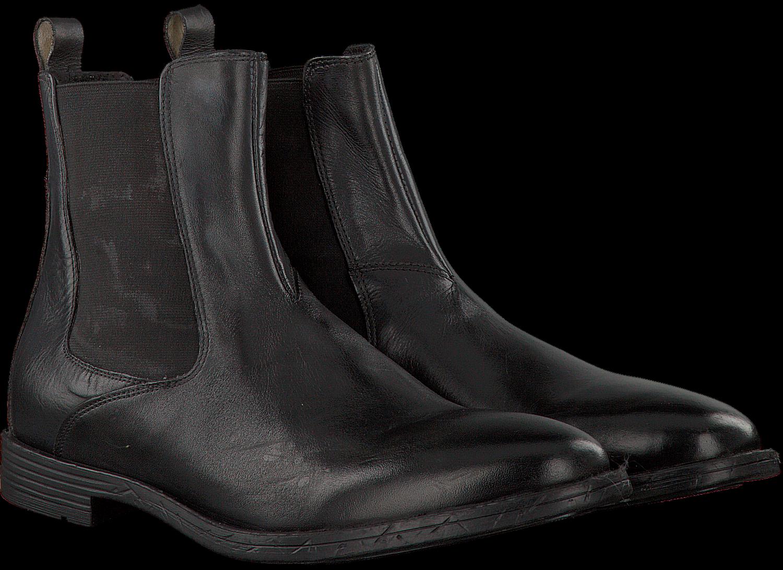 schwarze antony morato chelsea boots mmfw00808 schuhmode online. Black Bedroom Furniture Sets. Home Design Ideas