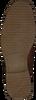 Braune MAZZELTOV Schnürschuhe 11-1249-7096  - small