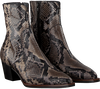 Schwarze MARIPE Cowboystiefel 28580  - small