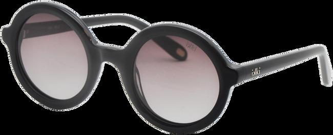 Schwarze IKKI Sonnenbrille TATE  - large