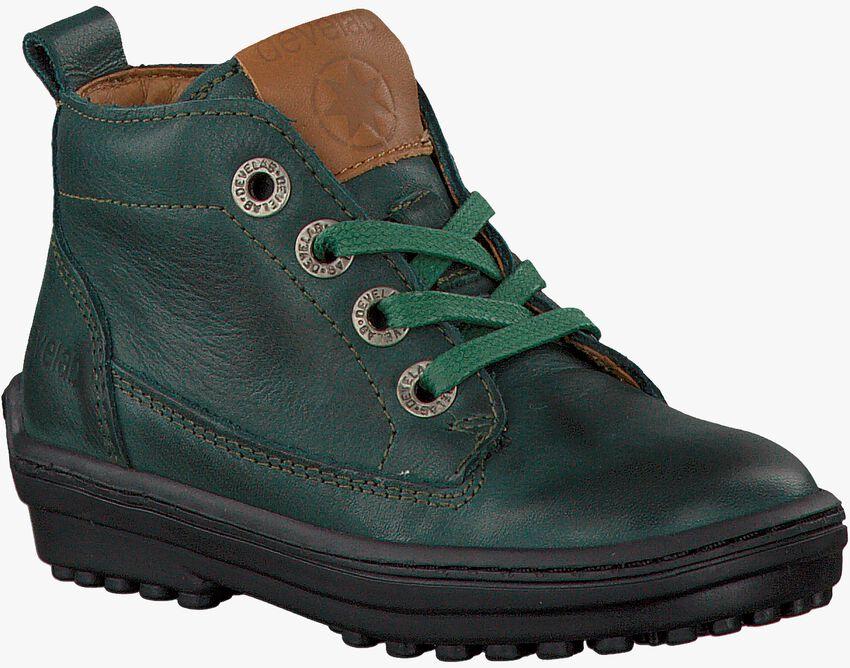 Grüne DEVELAB Ankle Boots 46073 - larger