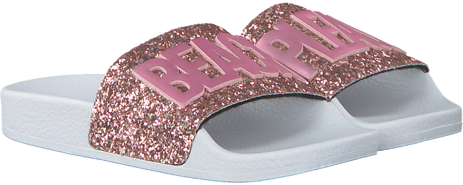 Rosane THE WHITE BRAND Pantolette GLITTER PATCH  - large