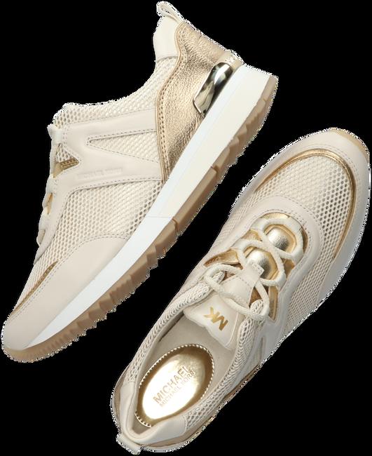 Goldfarbene MICHAEL KORS Sneaker low PIPPIN TRAINER  - large