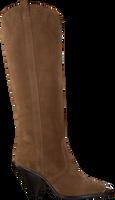 Taupe TORAL Hohe Stiefel 12537  - medium