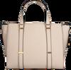 Graue GUESS Handtasche EILEEN SATCHEL  - small