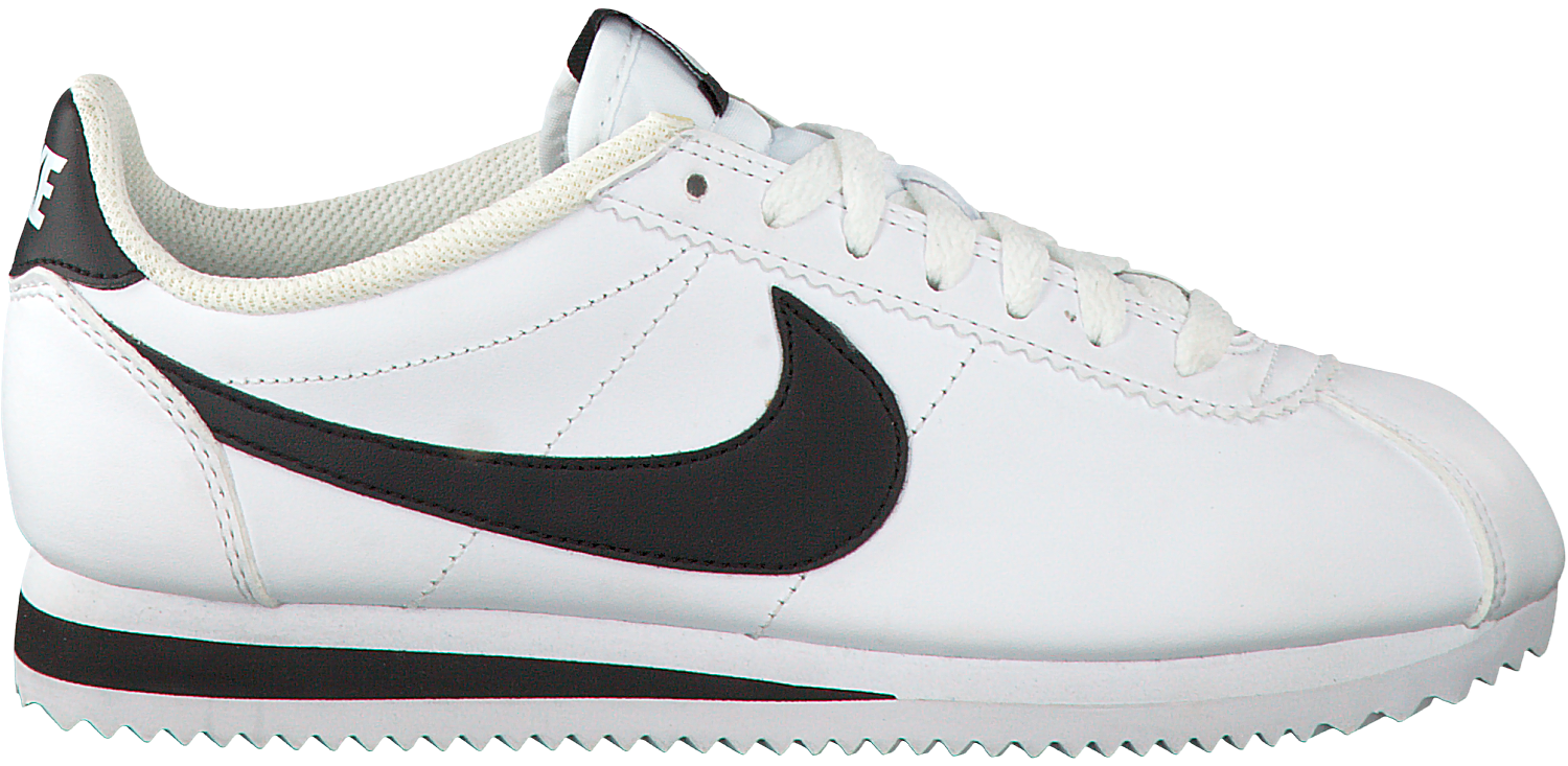 wei e nike sneaker classic cortez leather wmns schuhmode online. Black Bedroom Furniture Sets. Home Design Ideas