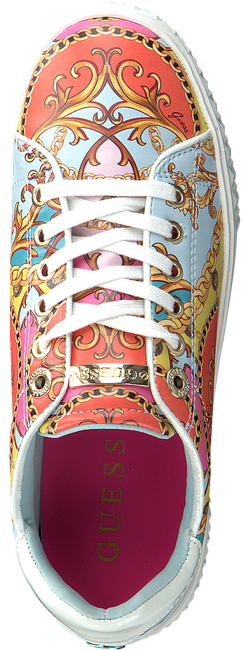 Weiße GUESS Sneaker PARLAY5  - large
