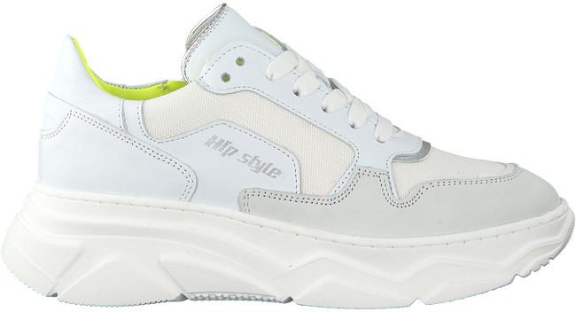 Weiße HIP Sneaker low H1266  - large