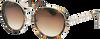 Braune IKKI Sonnenbrille BELLE  - small