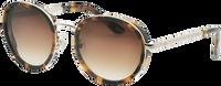 Braune IKKI Sonnenbrille BELLE  - medium