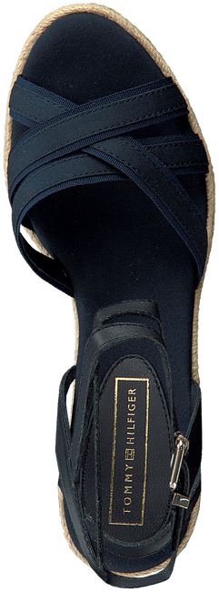 Blaue TOMMY HILFIGER Sandalen ICONIC ELBA CORPORATE  - large