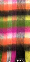 Gelbe NOTRE-V Schal BRIDGET  - medium
