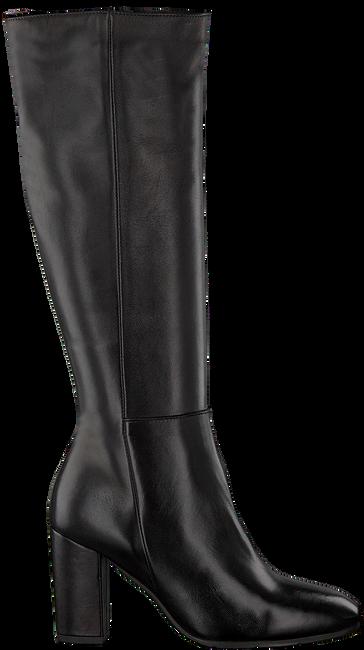 Schwarze NOTRE-V Hohe Stiefel AH97  - large