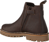 Braune KOEL4KIDS Chelsea Boots KO917-MF-05  - small