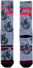 Mehrfarbige/Bunte XPOOOS Socken MOTOR  - small