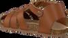 Cognacfarbene BUNNIES JR Sandalen BARRY BEACH  - small