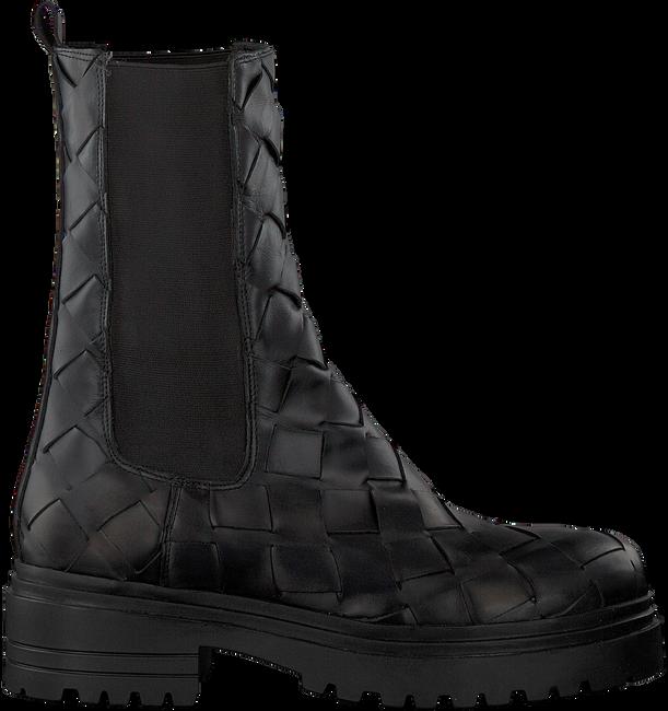 Schwarze DEABUSED Chelsea Boots DEA-2016  - large