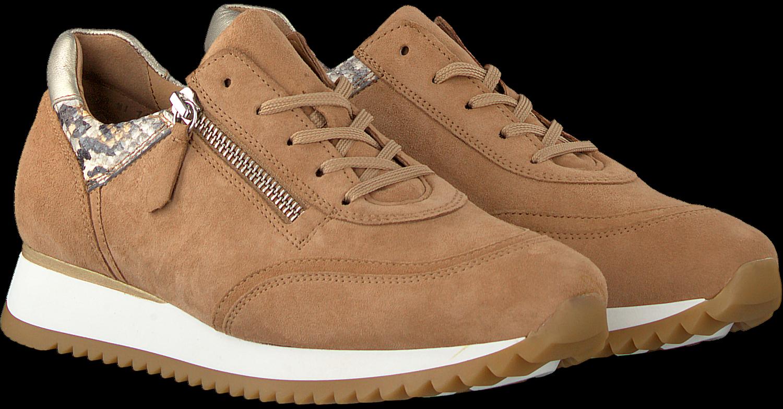 Cognacfarbene GABOR Sneaker 335   Omoda