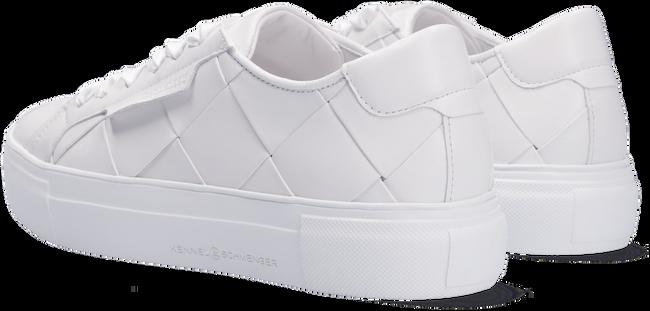 Weiße KENNEL & SCHMENGER Sneaker low 22630  - large