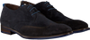 Blaue FLORIS VAN BOMMEL Business Schuhe 18082  - small