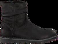 Schwarze GIGA Stiefeletten 8704 - medium