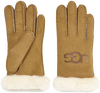 Cognacfarbene UGG Handschuhe 18691  - small