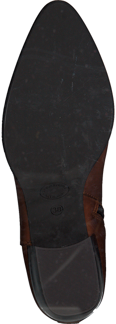 Cognacfarbene NOTRE-V Stiefeletten 580 001FY  - large