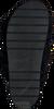 Schwarze INUIKII Pantolette WOVEN STONE  - small