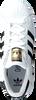 Weiße ADIDAS Sneaker SUPERSTAR J - small