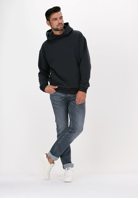 Schwarze KULTIVATE Sweater SW COMFORT HOOD - large