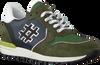 Grüne HIP Sneaker low H1290  - small