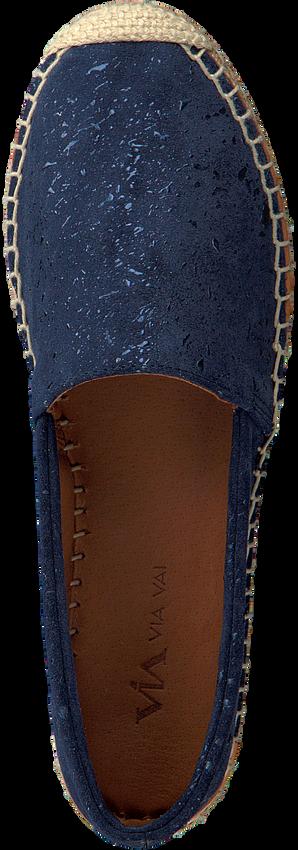 Blaue VIA VAI Espadrilles 4809074 - larger