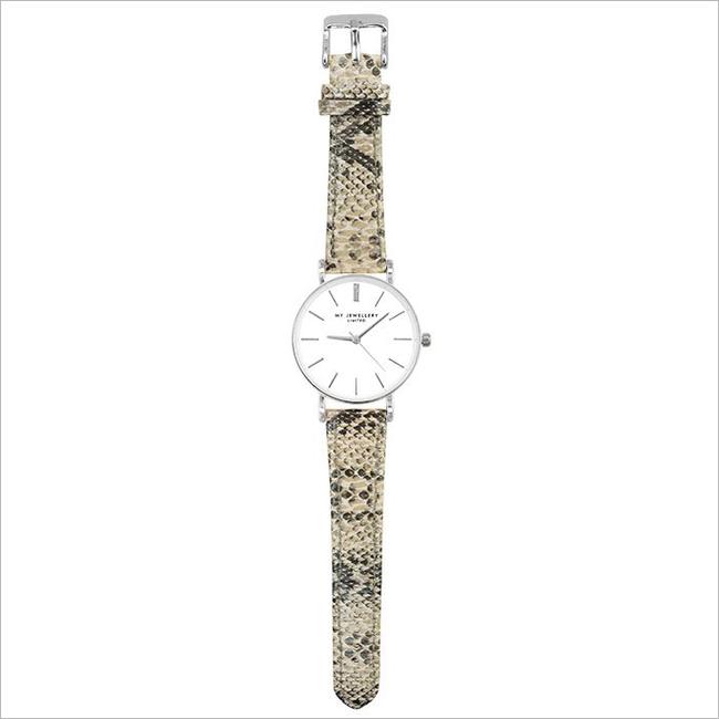 Silberne MY JEWELLERY Uhr MJ01455  - large