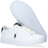 Weiße POLO RALPH LAUREN Sneaker low THERON IV  - small