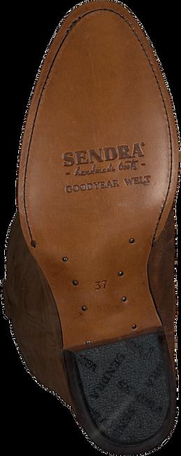 Cognacfarbene SENDRA Cowboystiefel 8840  - large
