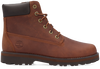 Braune TIMBERLAND Schnürboots COURMA KID TRADITIONAL  - small