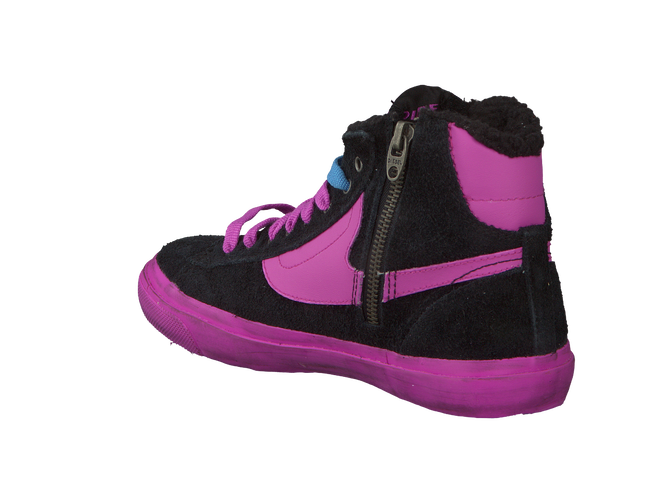 Schwarze DIESEL Sneaker REVOLUTION CLAW - large
