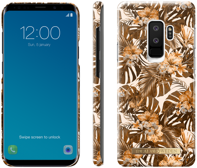 IDEAL OF SWEDEN TELEFOON- /TABLETHOES FASHION CASE GALAXY S9 PLUS - large