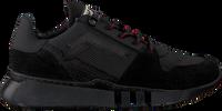Schwarze RED-RAG Sneaker low 13215  - medium