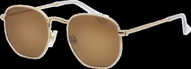 Braune IKKI Sonnenbrille LA PORTE - large