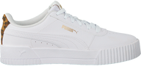 Weiße PUMA Sneaker low CARINA LEO H  - medium