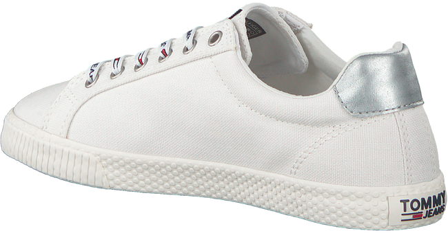 Weiße TOMMY HILFIGER Sneaker TOMMY JEANS CASUAL SNEAKER  - large