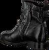 Schwarze OMODA Biker Boots 108261  - small