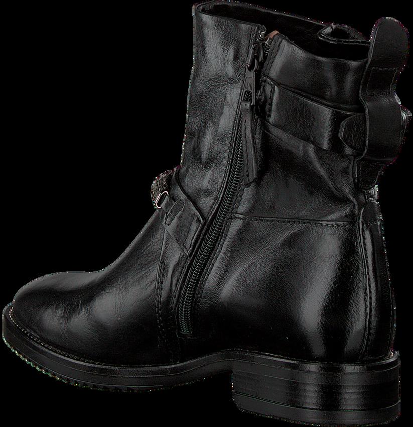 Schwarze OMODA Biker Boots 108261  - larger