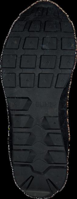 Schwarze SUN68 Sneaker low TOM FLUO  - large