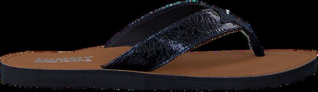 Blaue TOMMY HILFIGER Pantolette GLITTER BEACH SANDAL - large