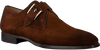 Cognacfarbene MAGNANNI Business Schuhe 19531 - small
