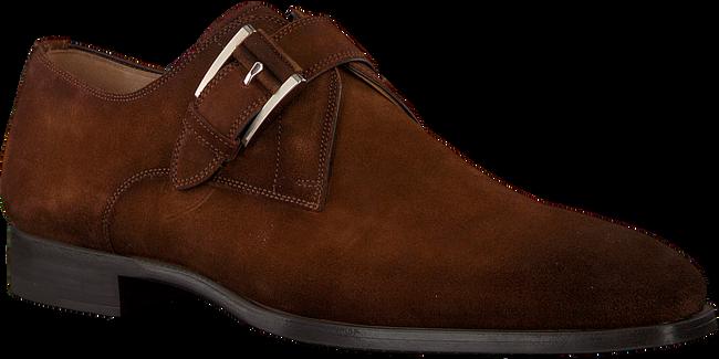 Cognacfarbene MAGNANNI Business Schuhe 19531 - large